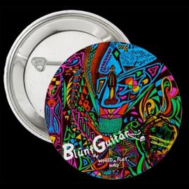 BluntGuitar Pins - Merchandise